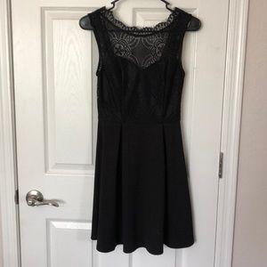 Women's XS little black dress